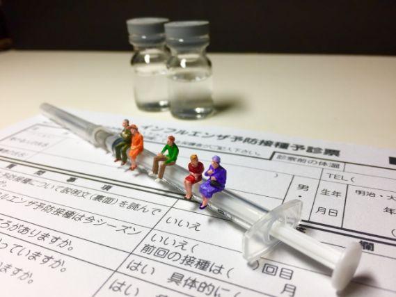 ワクチン 控除 費 インフルエンザ 医療